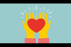 donate hands promo image